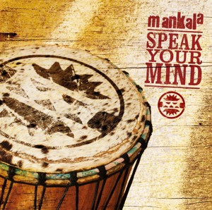 Speak Your Mind Front Cover