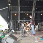 Jazz World Stage, Glastonbury Festival 2008