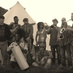 Mankala, GreenMan Festival 2011 (with Willie Mbuende)