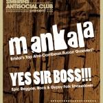 Mankala + Yes Sir Boss Poster