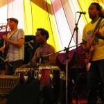 Croissant Neuf Stage, Glastonbury Festival, 2009